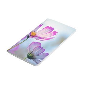 Pink cosmos pocket journal