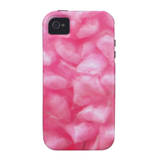 PINK COTTON CANDY iPhone 4/4S COVERS