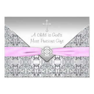 Girls Christening Invitations & Announcements | Zazzle.com.au