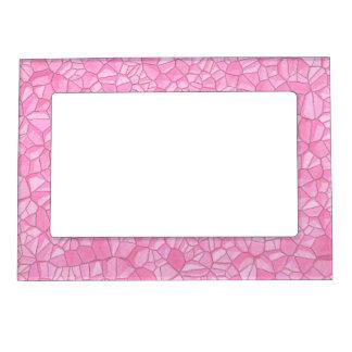 Pink crystal 5x7 Magnetic Frame