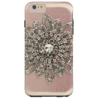 Pink Crystal Sheen Iphone 6 Tough Case Tough iPhone 6 Plus Case
