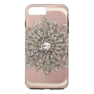 Pink Crystal Sheen iPhone 7 Tough Case
