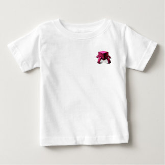 Pink Cube Travel Baby T-Shirt