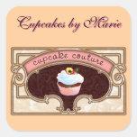 Pink Cupcake Couture Sign Logo Banner