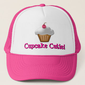 Pink Cupcake Cutie Hat