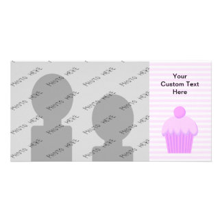 Pink Cupcake. Picture Card
