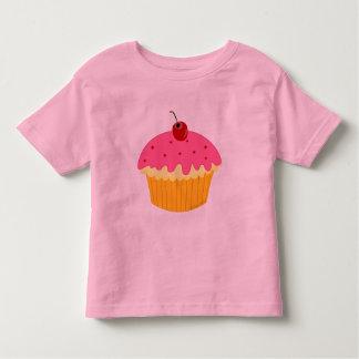 Pink Cupcake Toddler T-Shirt