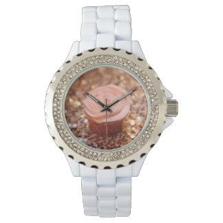 Pink Cupcake Watch