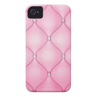 Pink Cushion Case-Mate iPhone 4 Case