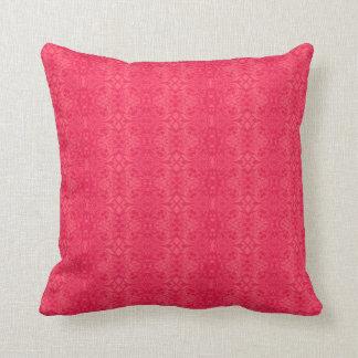 pink cushion elegant romantic abstract baroque