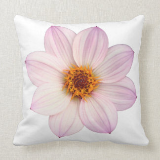 Pink Dahlia Cushion