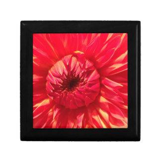 Pink Dahlia Gift Box