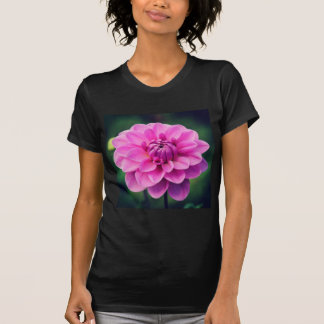 Pink Dahlia T Shirts