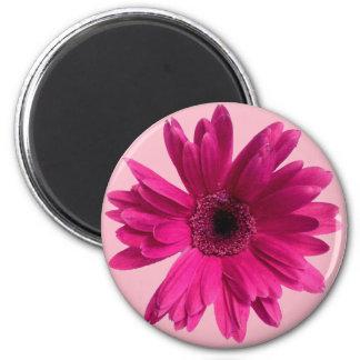 Pink Daisy emoji Magnet