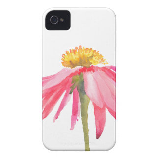 Pink Daisy iPhone 4 Cover
