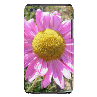 Pink daisy iPod Case-Mate cases