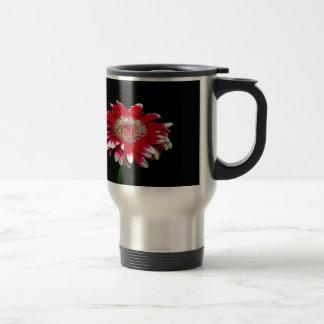 pink daisy mugs
