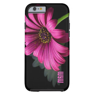 Pink Daisy Personalized iPhone Case