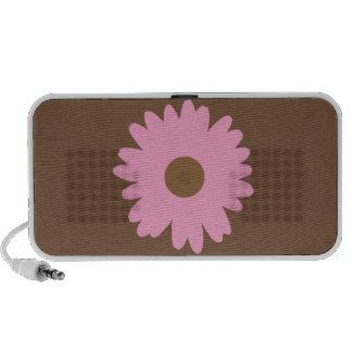 Pink Daisy Speaker