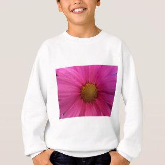 pink daisy sweatshirt