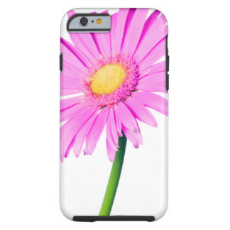 Pink Daisy Template - Customized Tough iPhone 6 Case