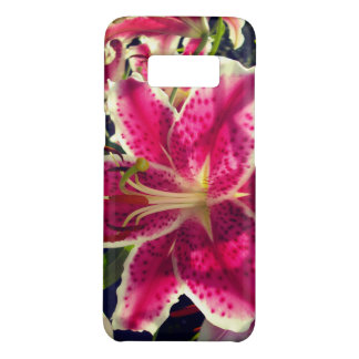 Pink Day Lily Case-Mate Samsung Galaxy S8 Case