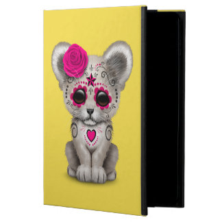 Pink Day of the Dead Lion Cub Powis iPad Air 2 Case
