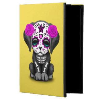 Pink Day of the Dead Puppy Dog Powis iPad Air 2 Case