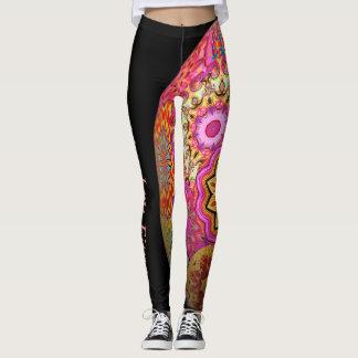 Pink Dazzle Leggings