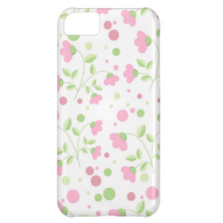 Pink Delicate Flower Iphone 5S Case iPhone 5C Case