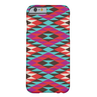 Pink Desert Native American Pattern iPhone 6 case