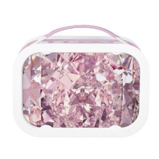 Pink Diamond Lunchbox