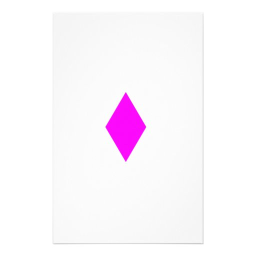 Pink Diamond Stationery Paper