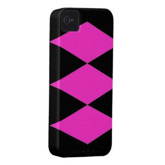 Pink Diamond theme iPhone 4 Case-Mate Case