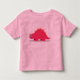 Pink Dinosaur Toddler T-Shirt