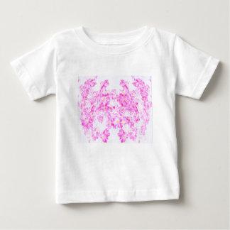 Pink Dogwood Blossom Baby T-Shirt