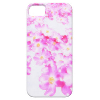 Pink Dogwood Blossom Case For The iPhone 5