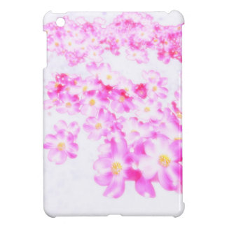Pink Dogwood Blossom Cover For The iPad Mini