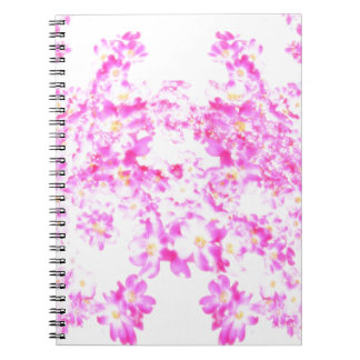 Pink Dogwood Blossom Notebook