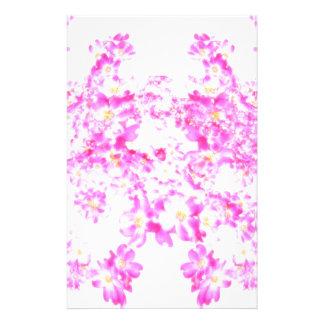 Pink Dogwood Blossom Stationery