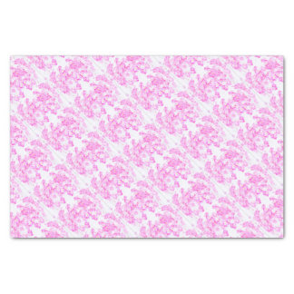 Pink Dogwood Blossom Tissue Paper