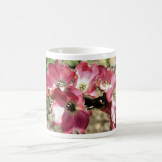 Pink Dogwood Flower Photo Coffee Or Tea Mug