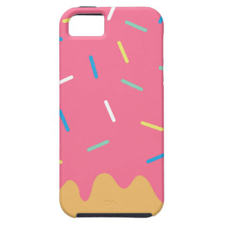Pink Donut iPhone 5 Cases