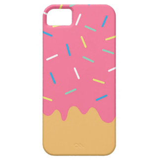 Pink Donut iPhone 5 Covers