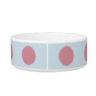 Pink Dots Bowl