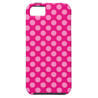 Pink Dots iPhone 5 Cover