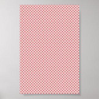 Pink Dots Print