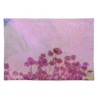 Pink Double Exposure Placemat