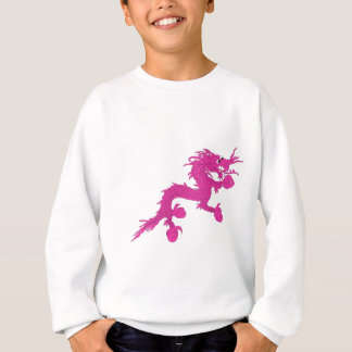 pink dragon sweatshirt