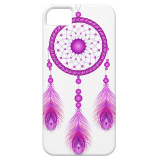 Pink Dreamcatcher iPhone 5 Cover